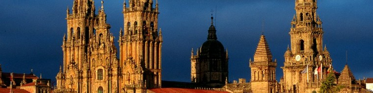 Kartta Santiago De Compostela